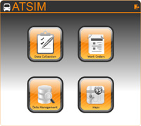 ATSIM Desktop Interface